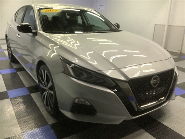 Pre-Owned 2019 Nissan Altima 2.5 SR