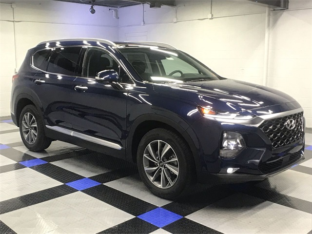 New 2019 Hyundai Santa Fe Limited 2.4