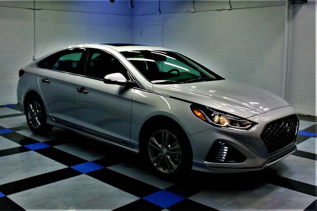 New 2018 Hyundai Sonata Sport 4d Sedan In South Charleston