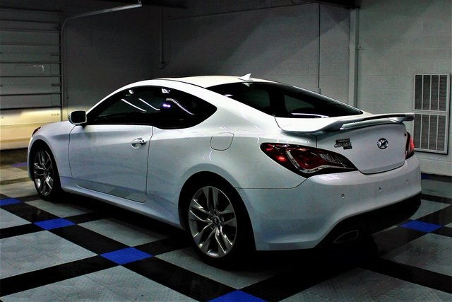 New 2016 Hyundai Genesis Coupe 3.8
