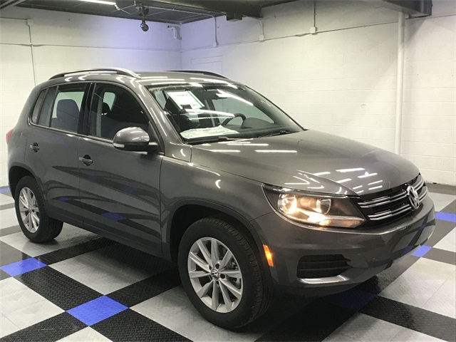 Joe Holland Chevrolet >> New 2018 Volkswagen Tiguan Limited 2.0T 4D Sport Utility ...