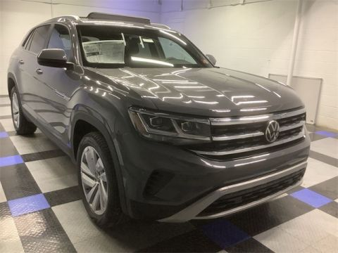 New 2020 Volkswagen Atlas Cross Sport SE w/Technology