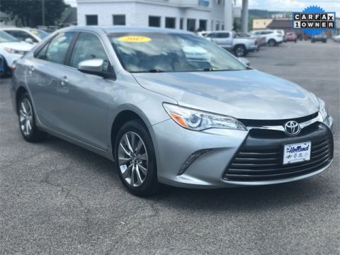 Pre-Owned 2017 Toyota Camry XLE
