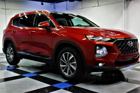 New 2019 Hyundai Santa Fe Ultimate 2.4